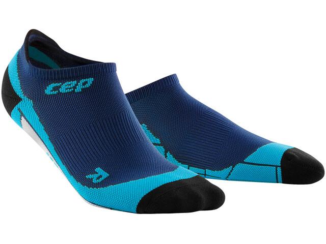 cep Dynamic+ - Chaussettes course à pied Homme - bleu